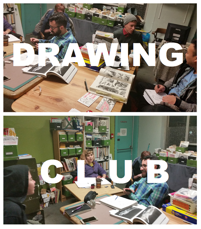 TZL Drawing Club